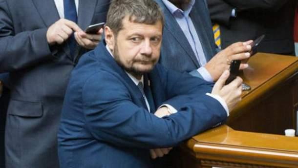 Мосийчук опроверг слова Туки об убийстве Окуевой
