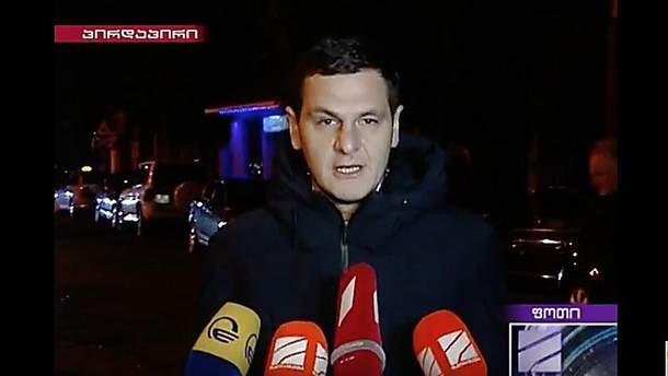 Тамаз Шавшішвілі заявив про своє викрадення та побиття спецслужбами України
