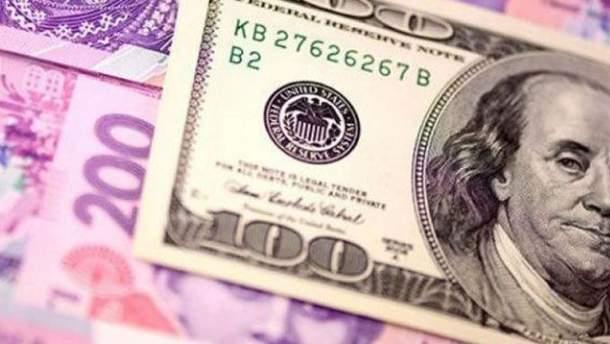 Готівковий курс валют 20 листопада в Україні