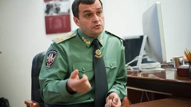 Інтерпол припинив розшукувати Віталія Захарченка