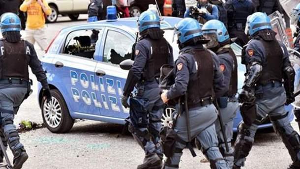 В Італії затримали 43 мафіозі