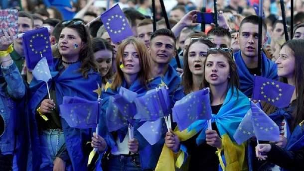 Чи вступить Україна в ЄС