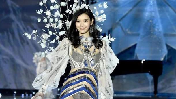 Китайская модель Мин Си
