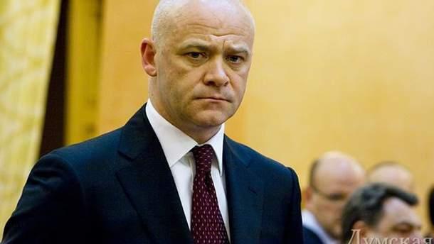 У Труханова є російське громадянство, свідчать дані податкової служби РФ