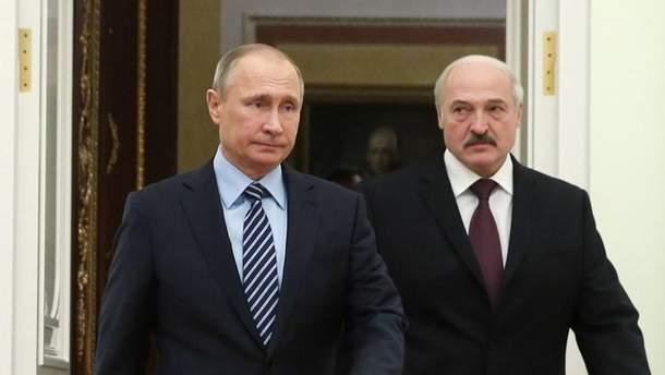 Лукашенко не зможе дистанціюватися від Путіна