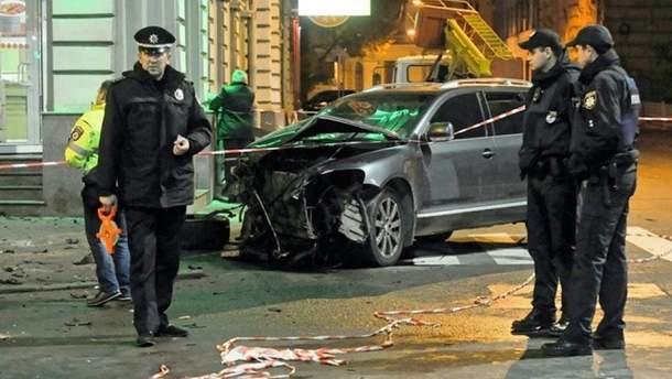 Харьковские правоохранители рассказали детали расследования ужасного ДТП на Сумской