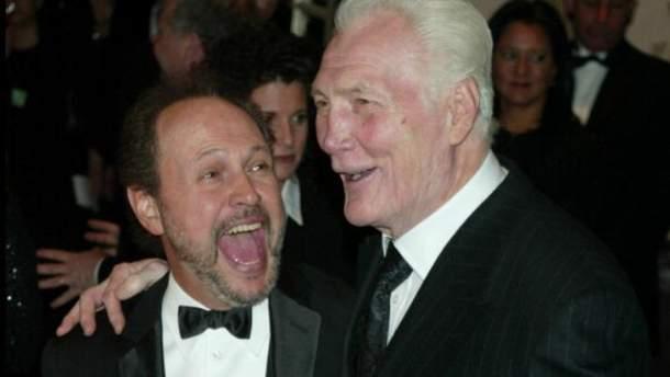 Голлівудський актор українського походження Джек Пеленс (справа)
