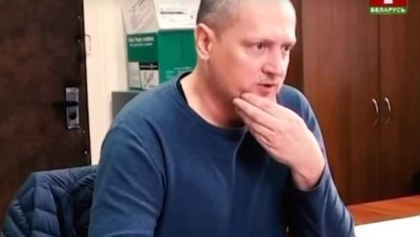 Украинского журналиста Павла Шаройко в конце октября задержали в Минске