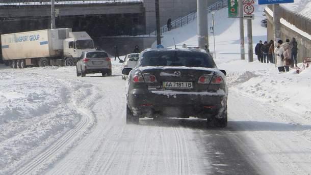 5 порад водіям для їзди в зимовий період