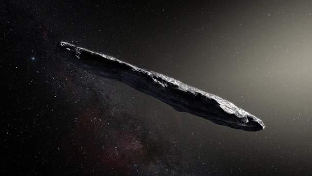 Астероїд Оумуамуа
