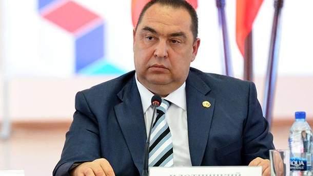 Ситуация в Луганске 21 ноября: Плотницкий сбежал в Россию