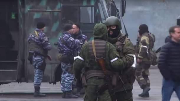 """""""Переворот"""" в Луганске"""