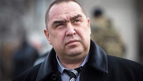 """Плотницький написав заяву про """"відставку"""""""