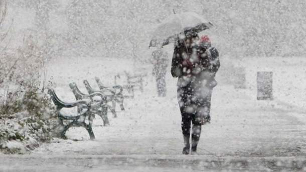 На Украину надвигается шторм из Скандинавии
