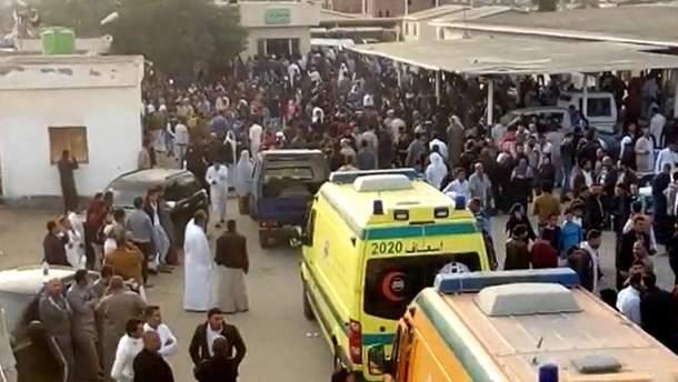 В Египте объявили высокий уровень боевой готовности