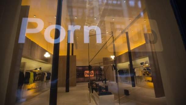 Pornhub открыли свой первый магазин