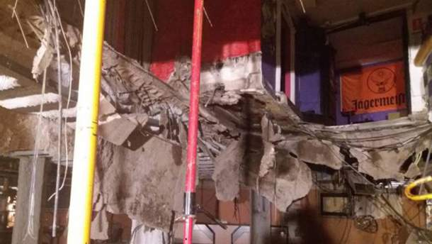 У нічному клубі на іспанському острові провалилася підлога