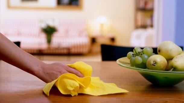 5 интересных лайфхаков, как справиться с грязью в быту