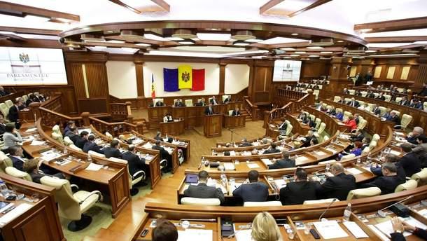 Молдова відмовилася відправляти своїх депутатів на переговори в Москву