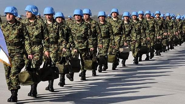 У США озвучили різку позицію щодо участь Росії у миротворчій місії на Донбасі