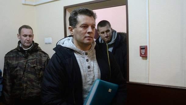 Суд продлил арест Сущенко