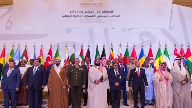 Исламская антитеррористическая коалиция