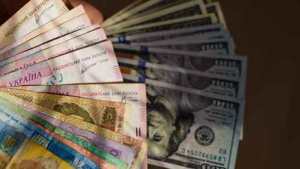 Наличный курс валют 27 ноября в Украине