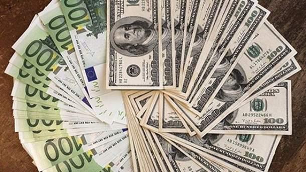 Курс валют НБУ на 28 ноября: евро пересек отметку в 32 гривны