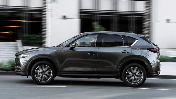 Новинка должна заменить на рынке Mazda CX-5