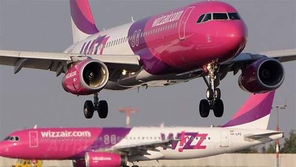 Wizz Air открывает новые маршруты из Львова и возобновляет полеты из Харькова
