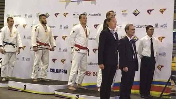 Украинцы победили на Чемпионате мира по джиу-джитсу
