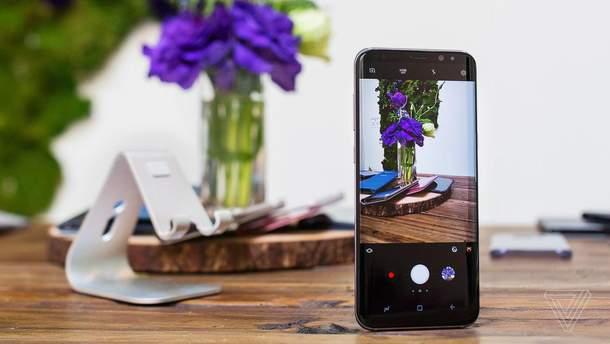 Samsung Galaxy S8 стал лучшим смартфоном 2017 года