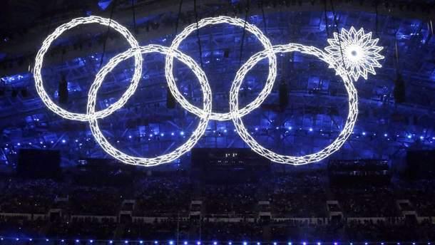 """""""Успішний"""" виступ Росії на домашній Олімпіаді в Сочі: мінус дві медалі"""