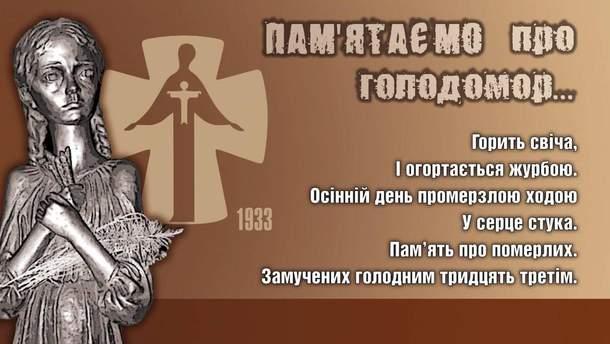 О Голодоморе знали на Западе, – Марочко