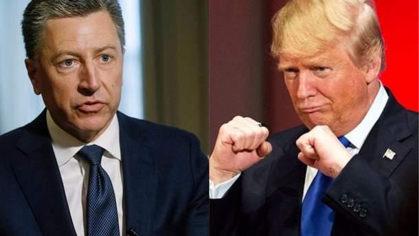 Трамп хоче, щоб Україна повернула свої території, заявив Волкер