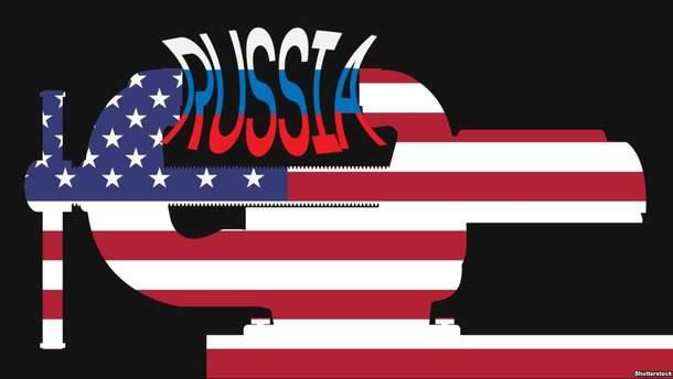 Санкції США проти Росії у 2018 році