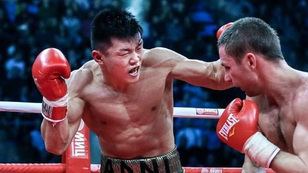 Український боксер Хегай нокаутував росіянина