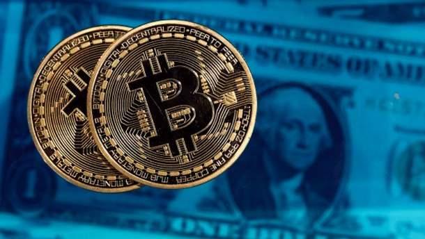 Курс биткойнов превысил 10 тысяч долларов