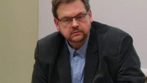 Глембоцький розповів про обставини свого затримання