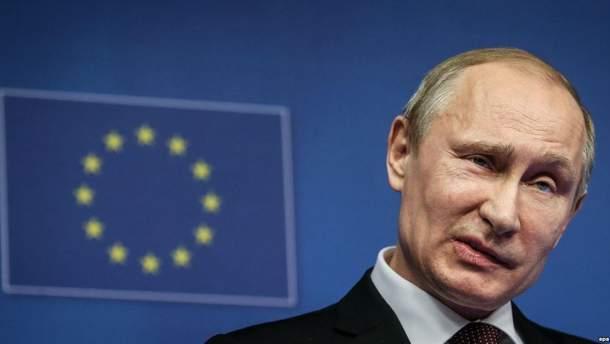 Путін взяв Європу в заручники?