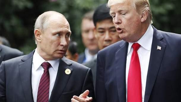 Новые санкции США против России приведут к дестабилизации режима Путина