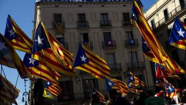 Лидеры Каталонии признали власть Мадрида