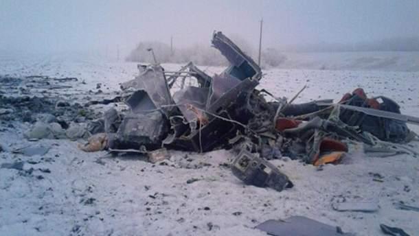 Разбился самолет с российским олигархом