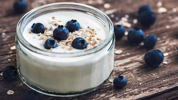 Грецький йогурт