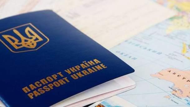 Украинцы без виз смогут ездить в 100 стран мира