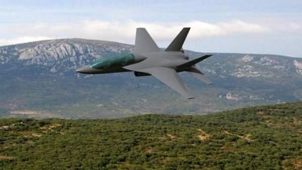 Проект майбутнього літака