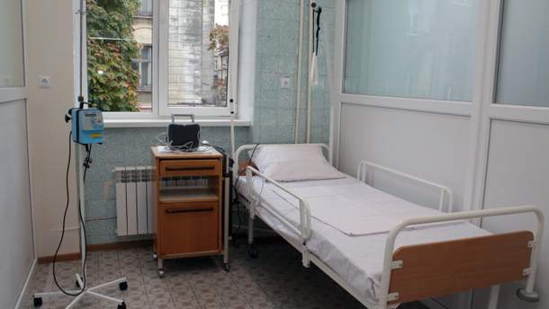 В Лікарні на Київщині помер хлопець