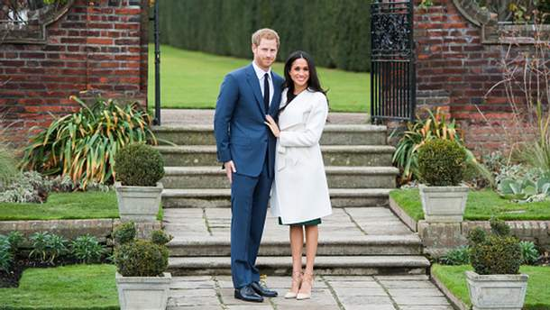 Свадьба принца Гарри и Меган Маркл: объявлена дата и место события