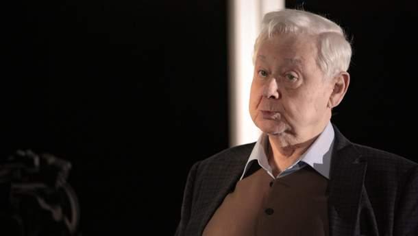 Олег Табаков