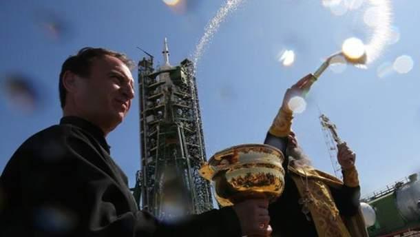 Освящение ракеты
